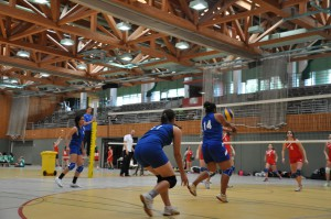 Boys soccer, girls volleyball @ Bavarian International School