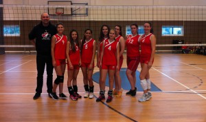 DVAC Girls Volleyball Festival