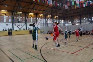 Girls DVAC Basketball Tournament - Budapest