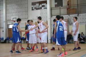 Boys basketball @ St. Gilgen