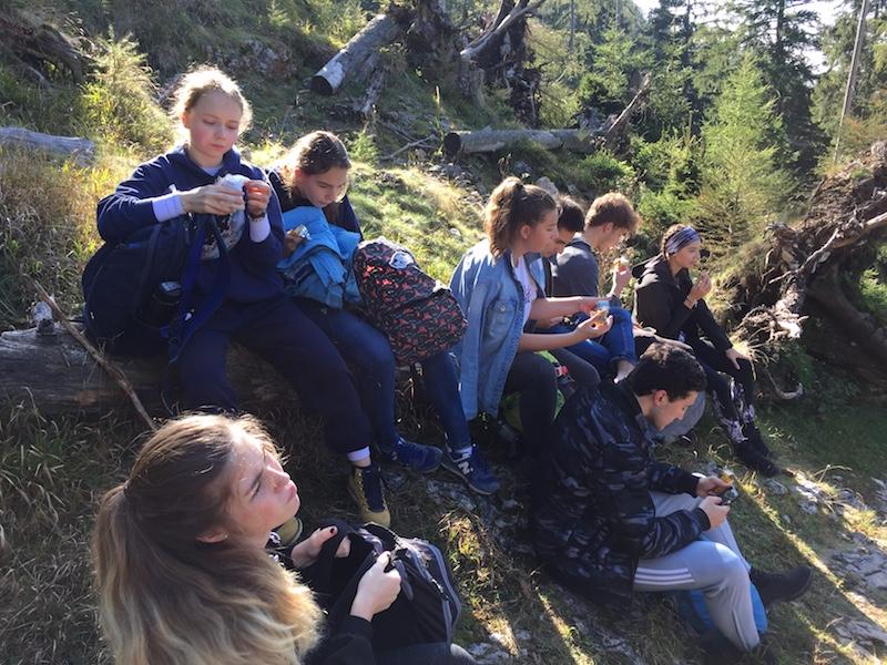 Untersberg climb and overnight stay