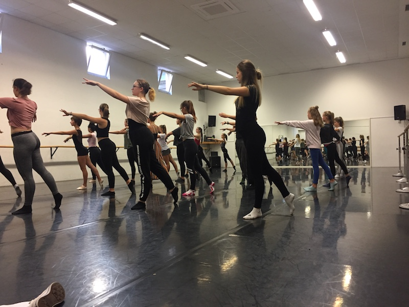 Open House Hip Hop & Ballet